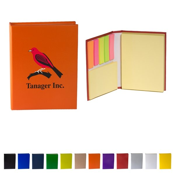 3 Size Sticky Notes Book - Promotional Note Pads  Cubes