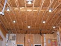 Open Truss Ceiling Insulation | www.energywarden.net