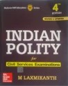 Indian Polity (English) 4 Edition