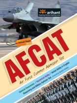 Best book for AFCAT Exam Preparation -Air Force Common admission test