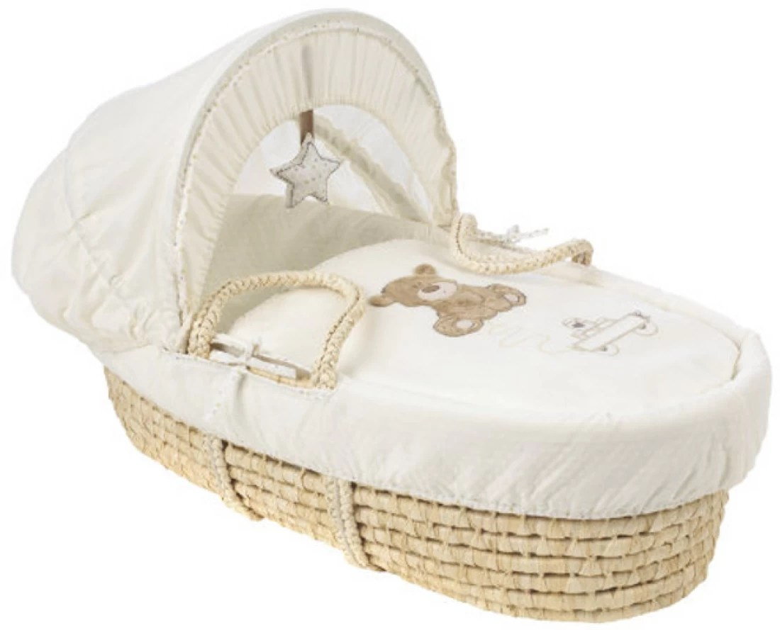 Baby Basket Bassinet Mothercare Loved So Much Moses Basket Bassinet Buy Baby