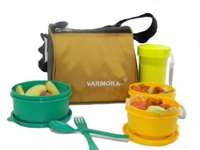 Varmora Lunch Boxes L302 Best Price In India On 26th