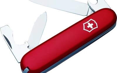 Victorinox 0.2503 Multi Utility Swiss Knife