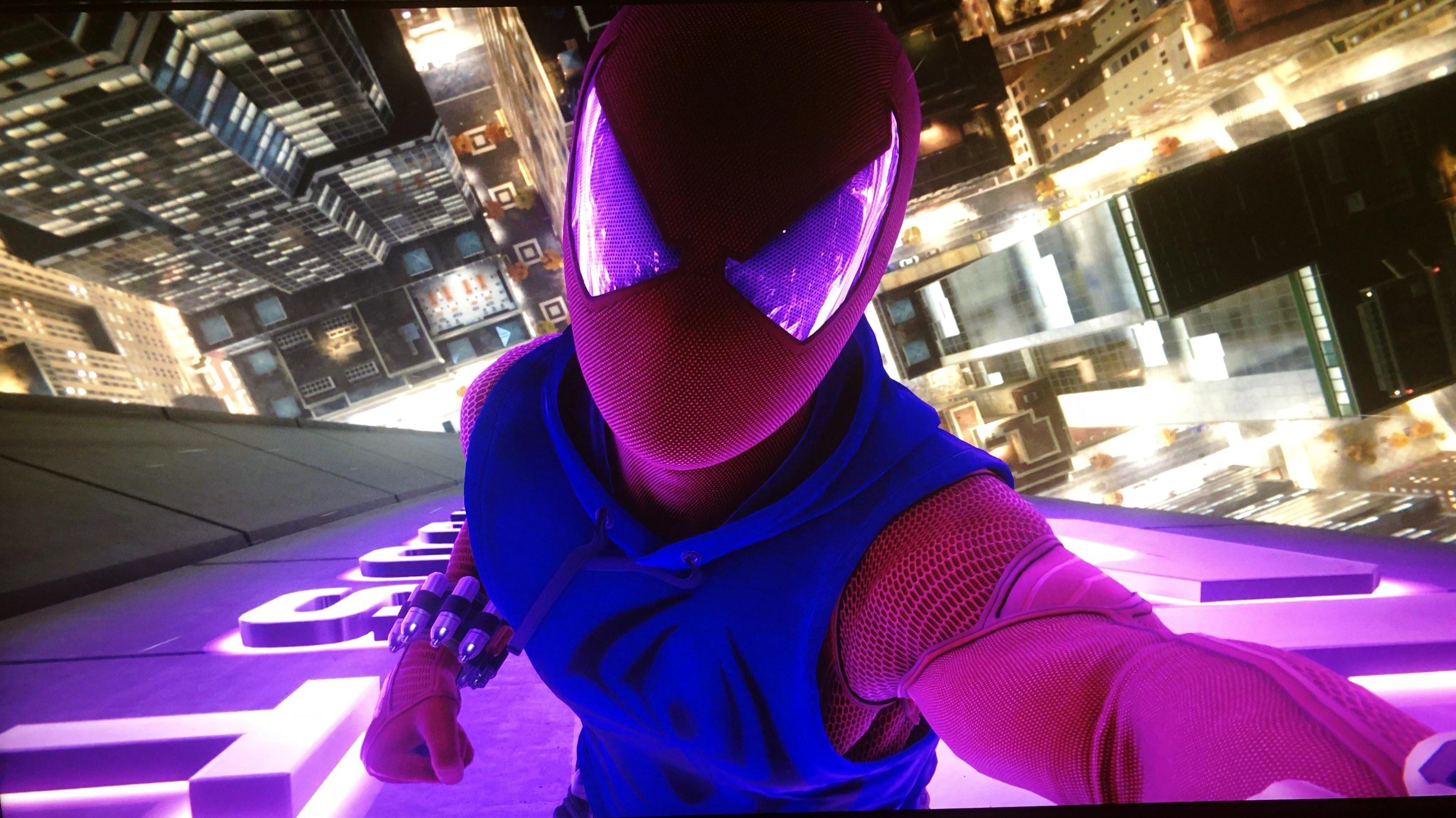 Ps4 Wallpaper Hd Scarlet Spider Spider Man 4k 8k Hd Marvel Wallpaper