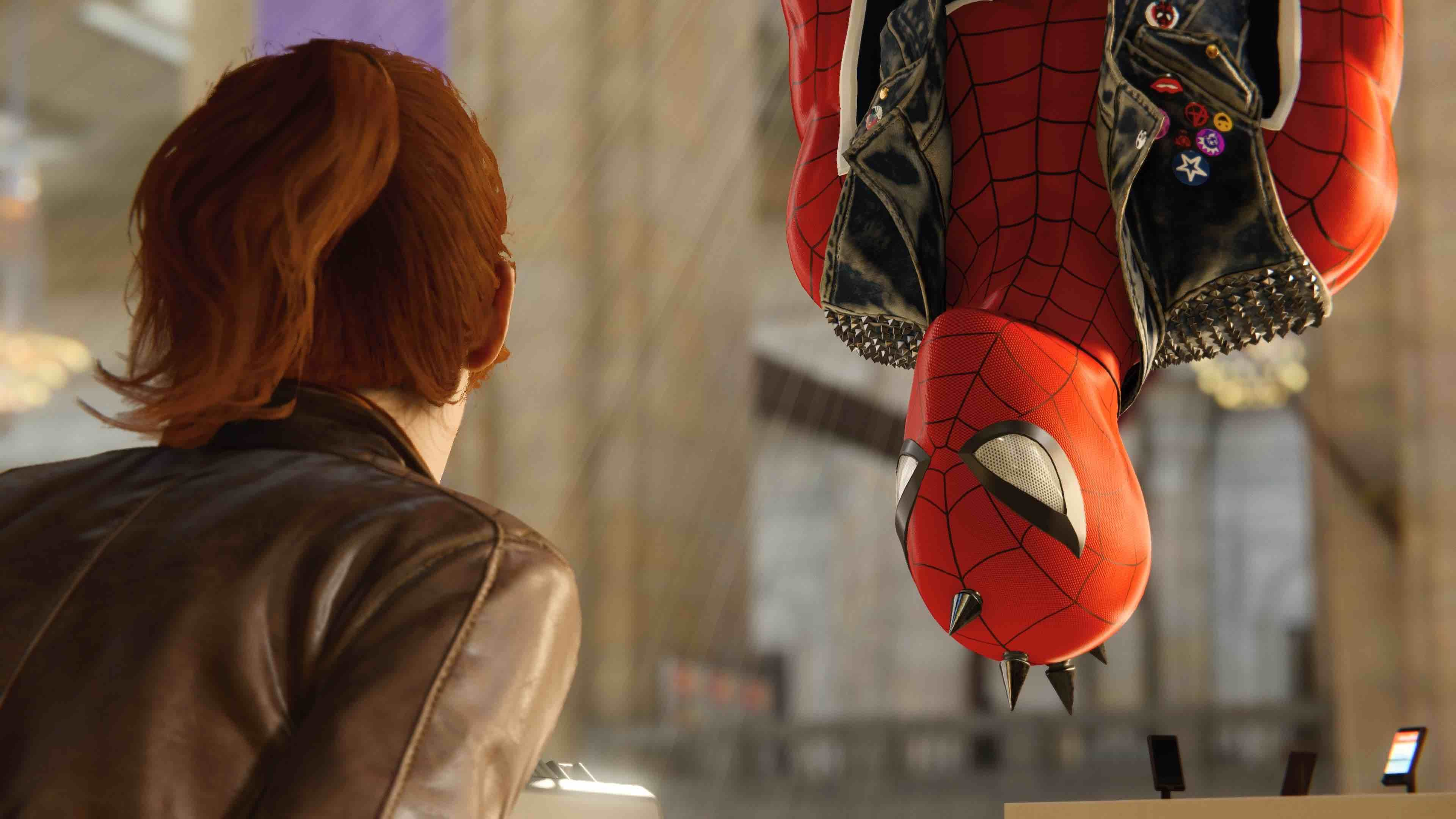 Spiderman Hd Wallpaper Spider Punk Spider Man 4k 8k Hd Marvel Wallpaper