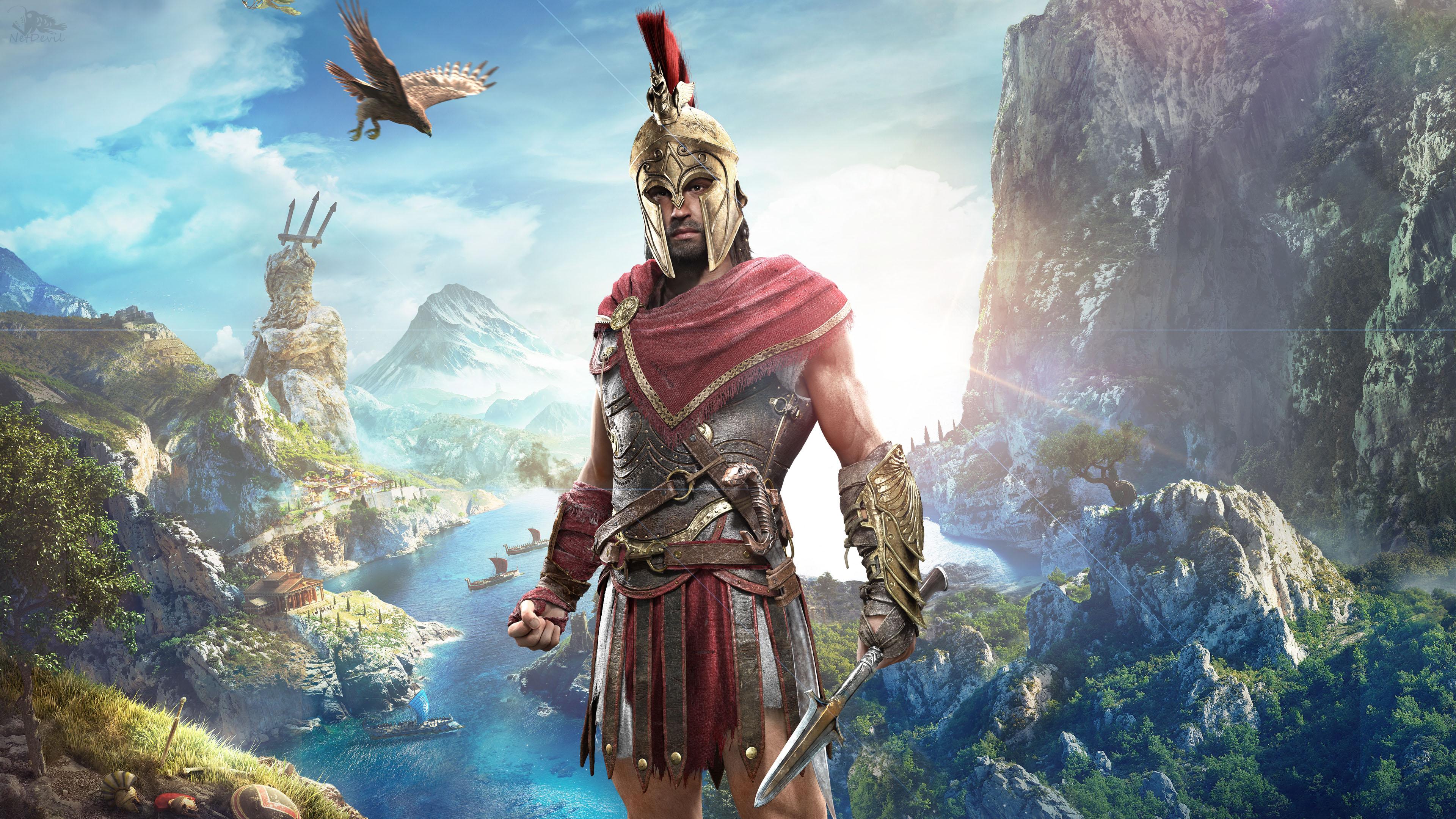 Hd Wallpapers Assassins Creed Assassin S Creed Odyssey 4k 8k Hd Wallpaper 2