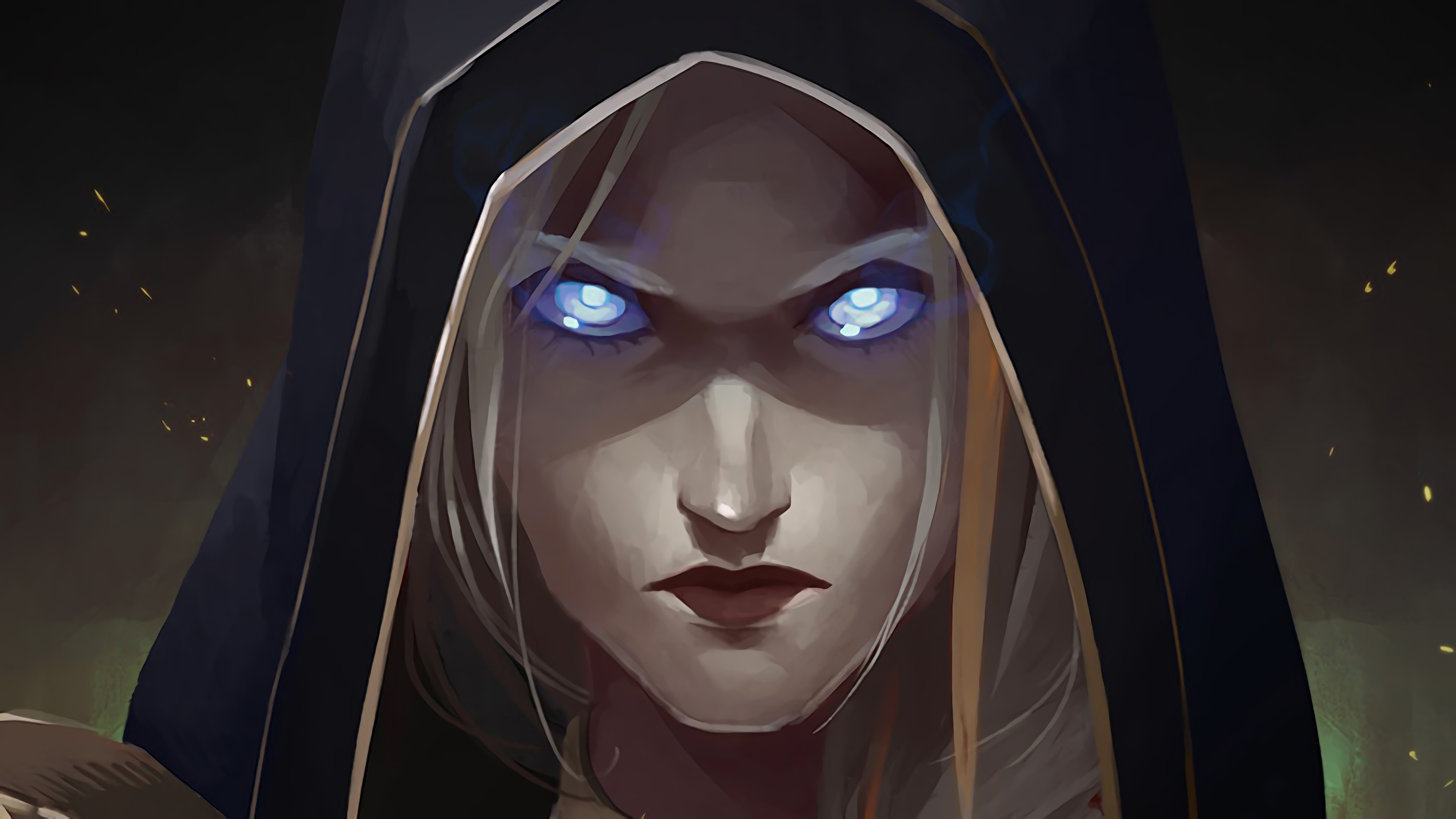 World Of Warcraft Wallpapers Hd Jaina Proudmoore 4k 8k Hd World Of Warcraft Wallpaper
