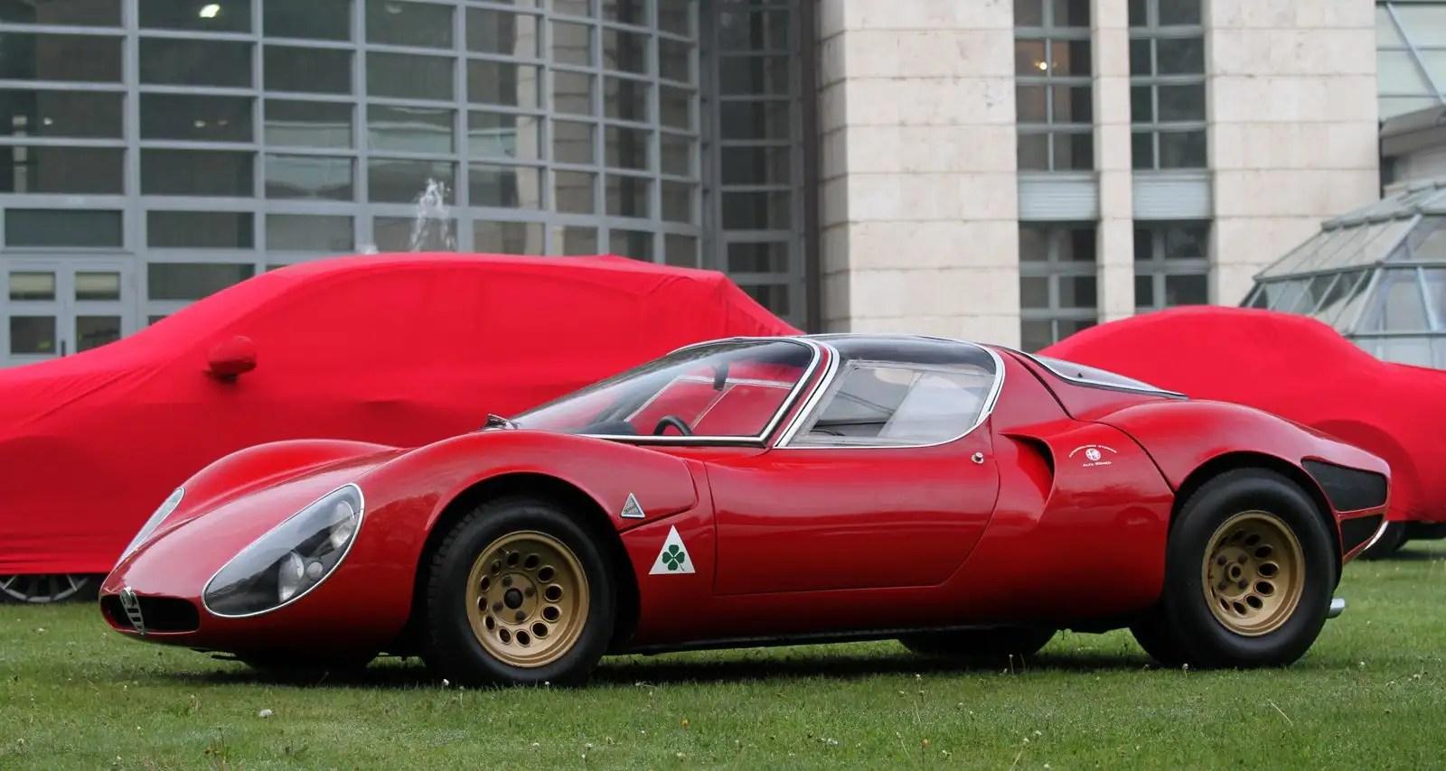 Elvis 3d Wallpaper Power Cars Alfa Romeo 33 Stradale