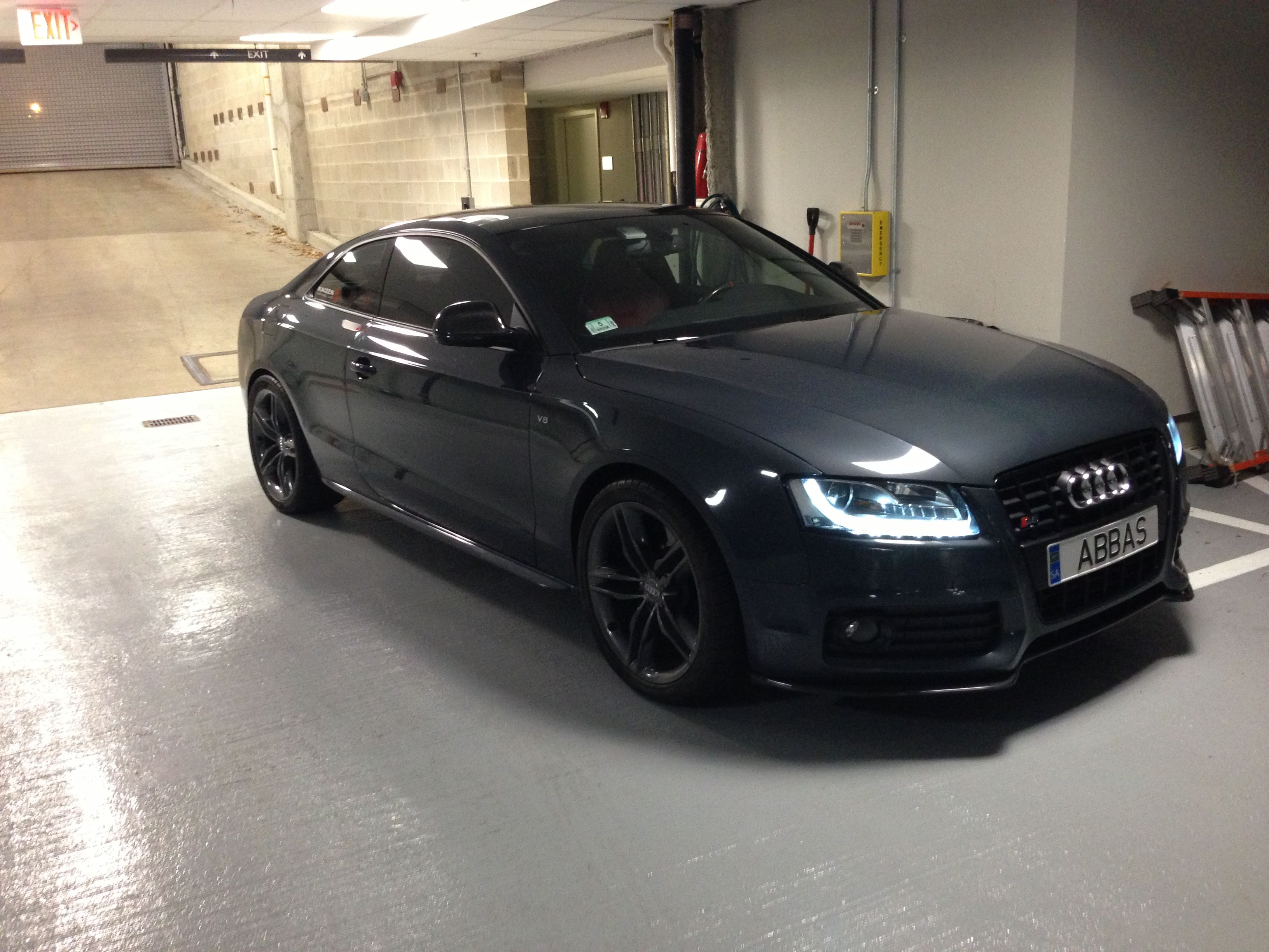 Quick Update For My Audi S5 Dpe Concave 1 Of 1 Custom