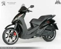 Peugeot Scooter modelleri yeniden Trkiye pazarnda.