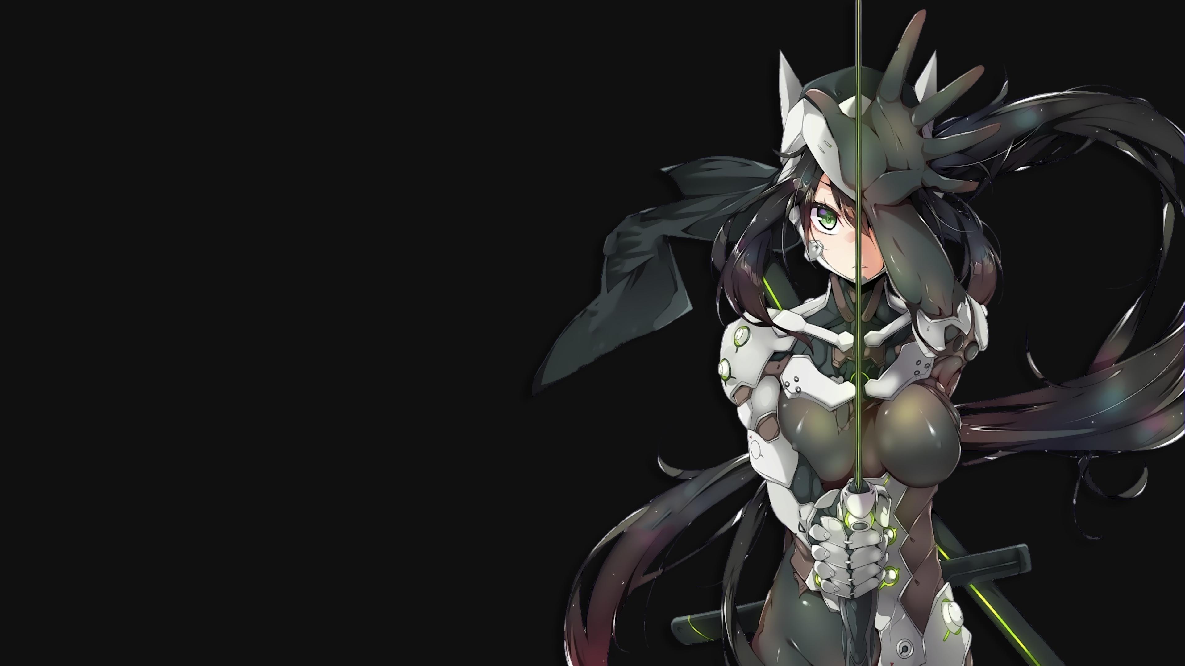Girl Hd Wallpaper Genji Wallpaper Hd 4k 8k Overwatch