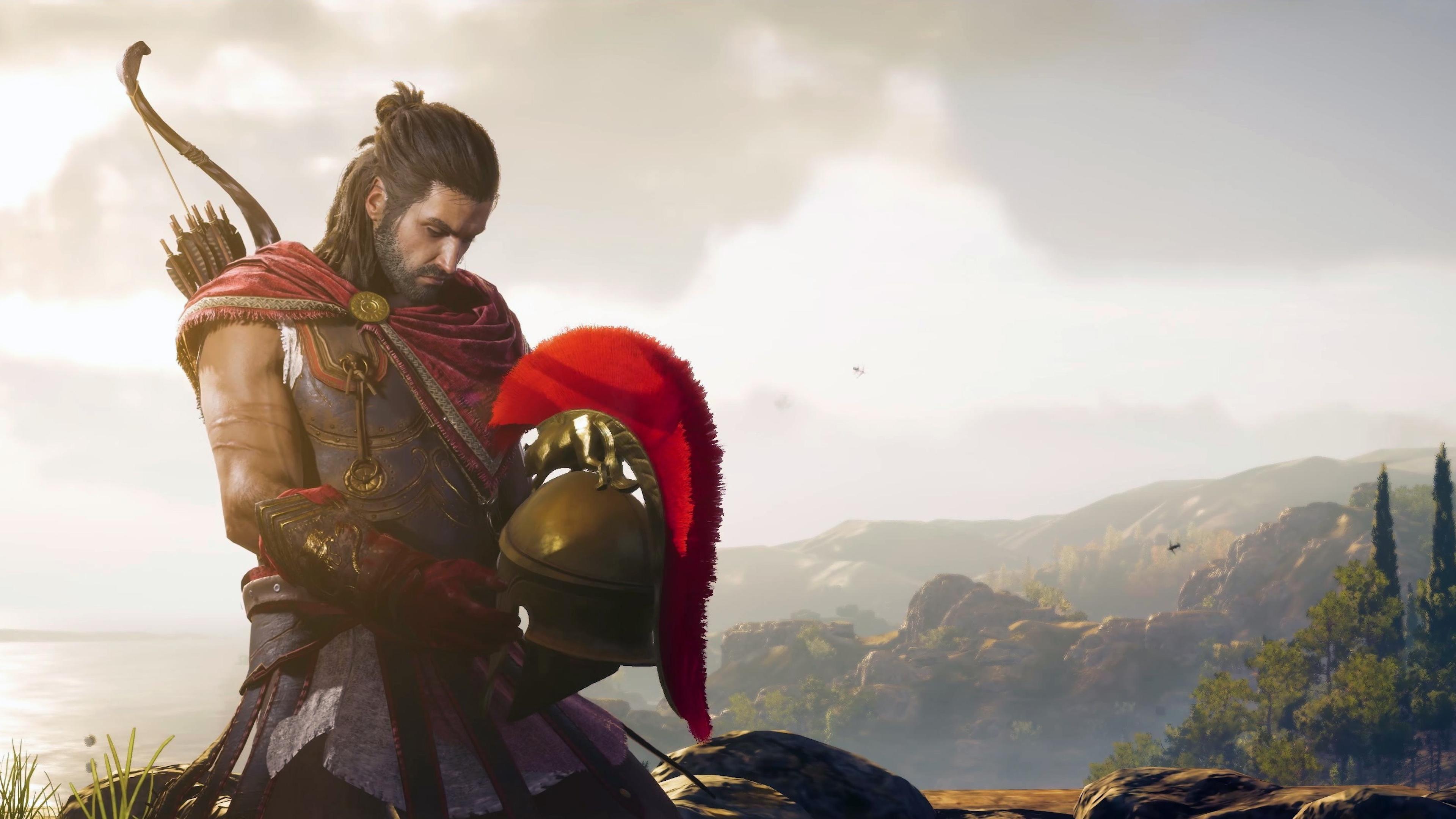 Assassins Creed 2 Hd Wallpapers Assassin S Creed Odyssey 4k 8k Hd Wallpaper 3