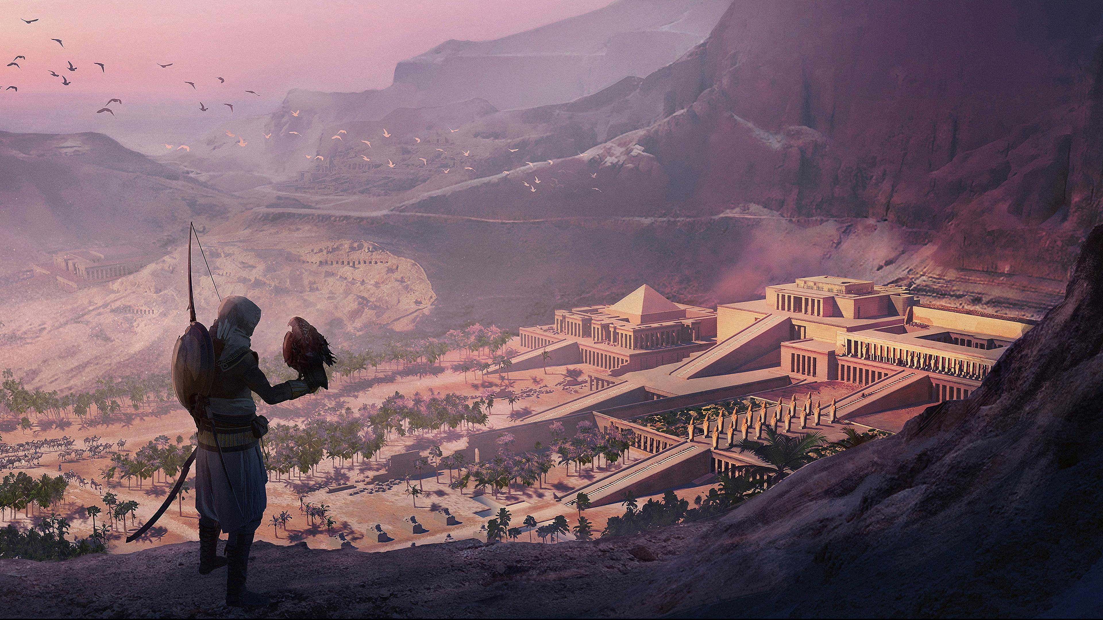 Hd Wallpapers Assassins Creed Assassin S Creed Origins 4k 8k Hd Wallpaper