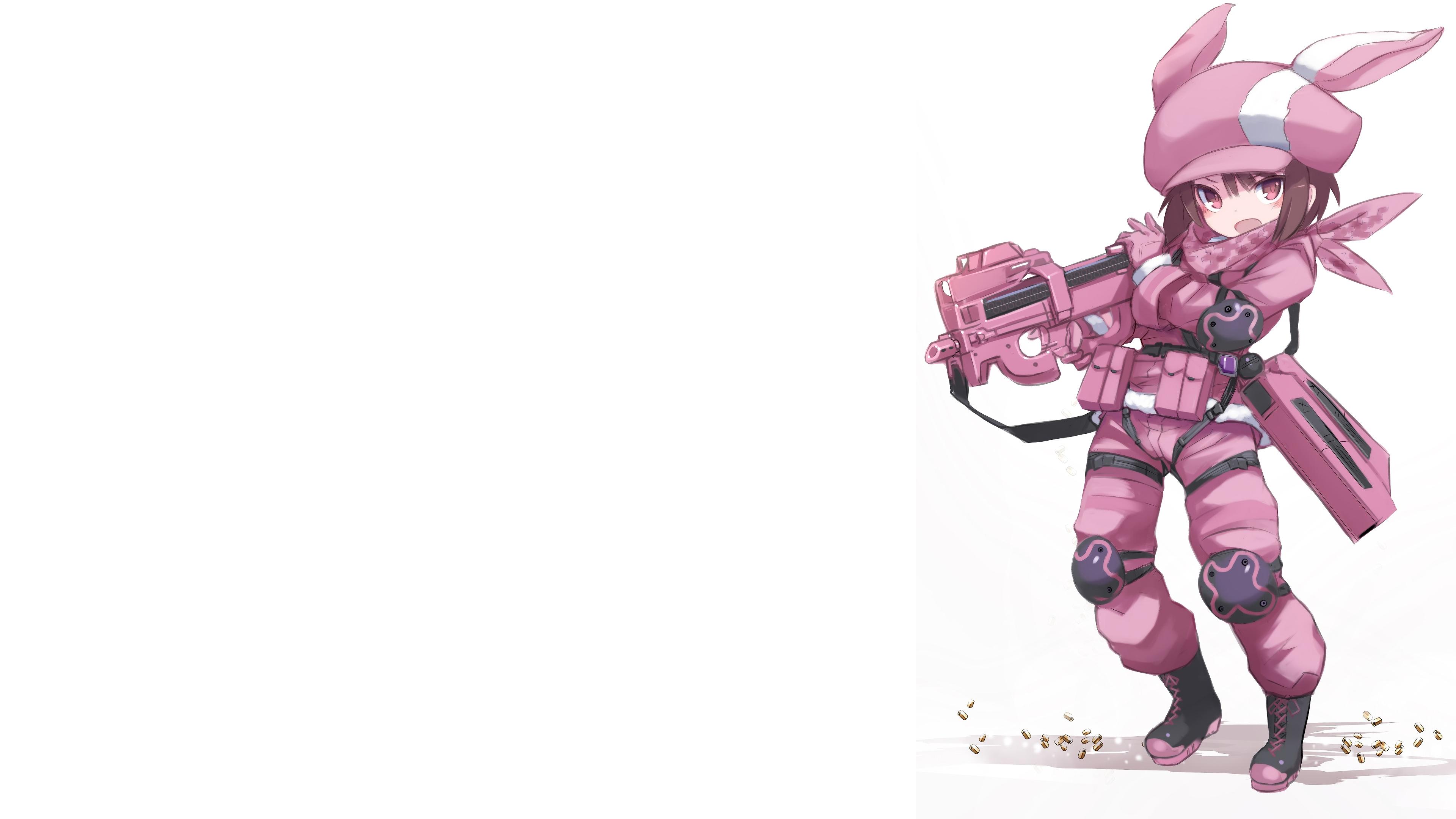 Wallpaper Hd 4k Sword Art Online Alternative Gun Gale Online 4k 8k Hd