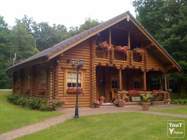 Chalet Ardennes Chalet 2 Personnes Ardennes Belges | Mitula Immo
