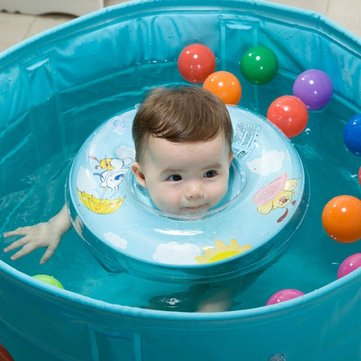 Safety Baby Swimming Neck Ring Swimming Circle Floating Bath   Occupational  Therapist Job Description