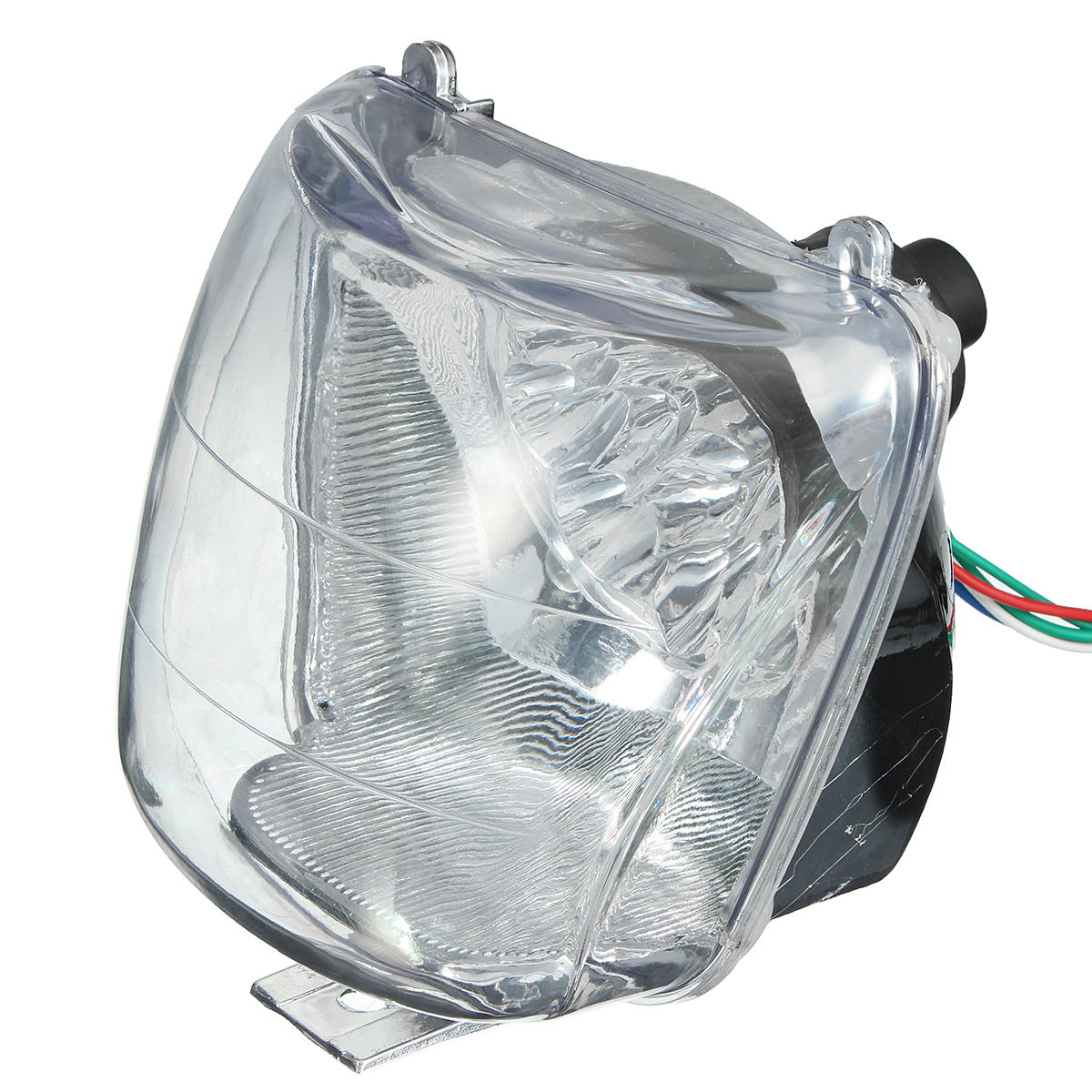 12v Led Quad 12v 35w Front Light Led Headlight For 50cc 70cc 90cc 110cc 125cc Mini Atv Quad Bike Buggy