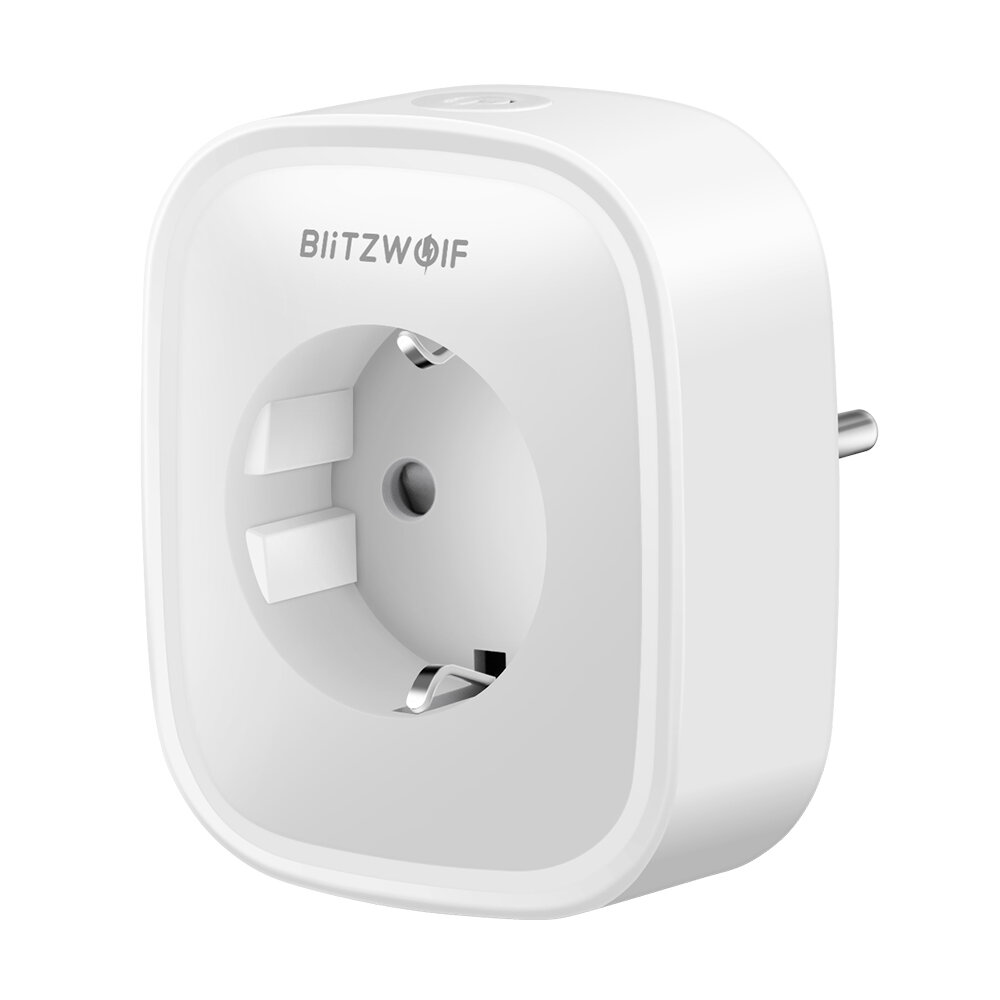 Steckdosen Amazon Blitzwolf Bw Shp2 16a Smart Wifi Socket 220v Eu Plug Work With Amazon Alexa Google Assistant Compatible With Blitzwolf Tuya App