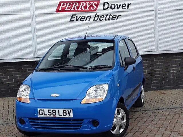 Used CHEVROLET MATIZ 08 S 5dr in Dover Perrys Dover - Vauxhall