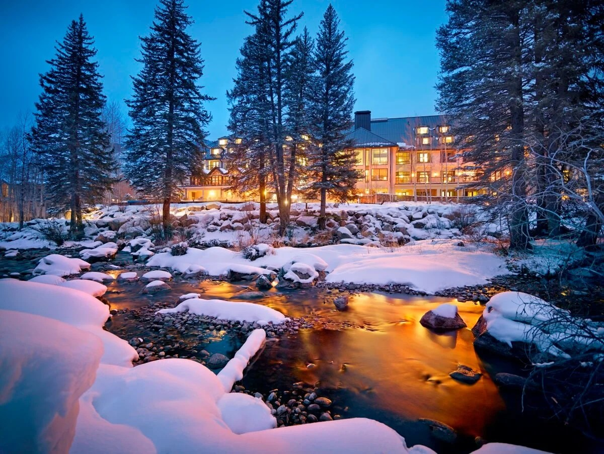 Tivoli Lodge Vail 12 Hotels In The Rocky Mountains That Transform Winter Into A