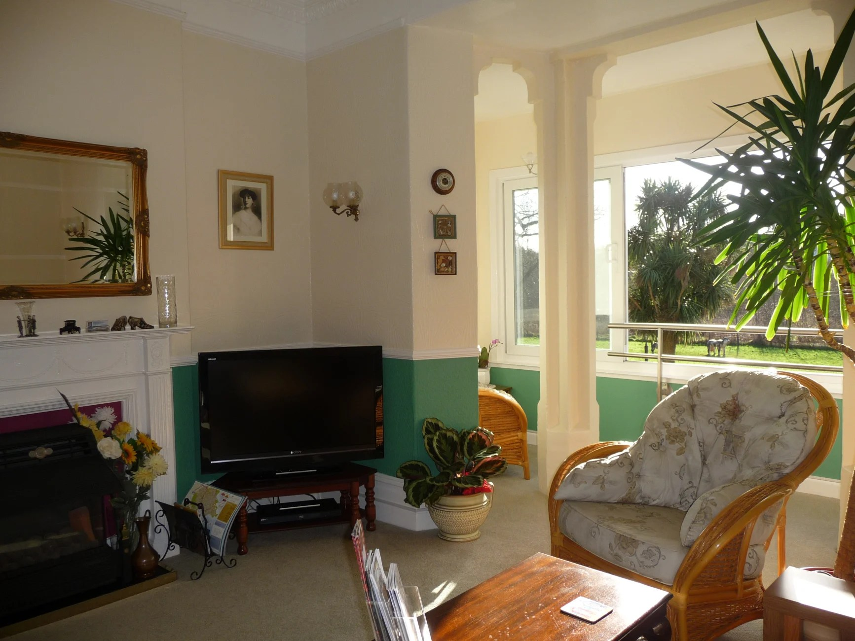 Bed Breakfast The Wentworth Guest House Paignton Trivago Com