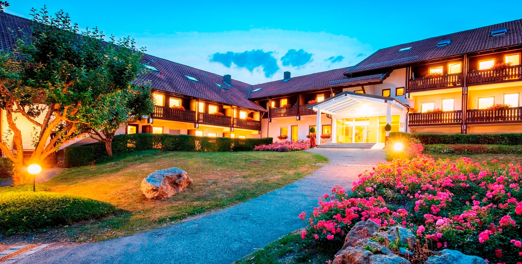 Wellness Bad Birnbach Hotel Hotel Rottaler Hof Bad Birnbach Trivago In