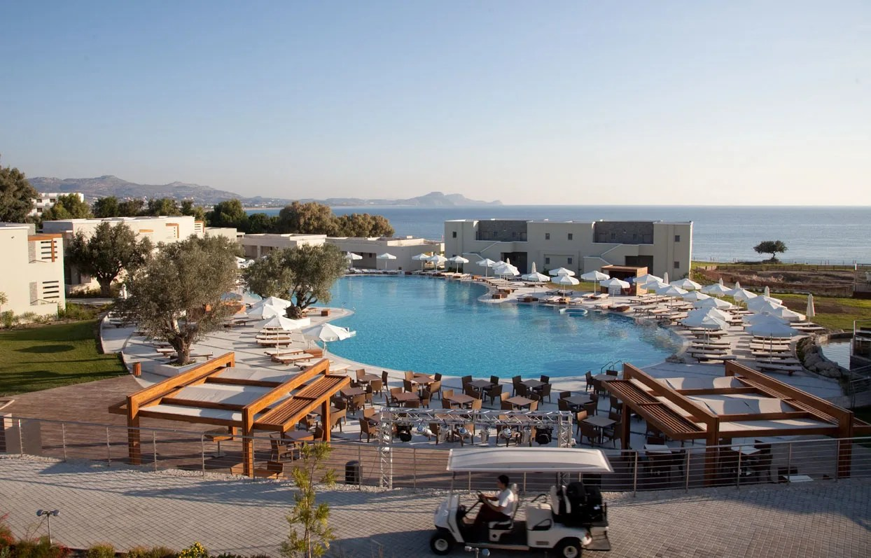 Hotel Port Royal Hotel Hotel Port Royal Villas Spa Kolymbia Trivago