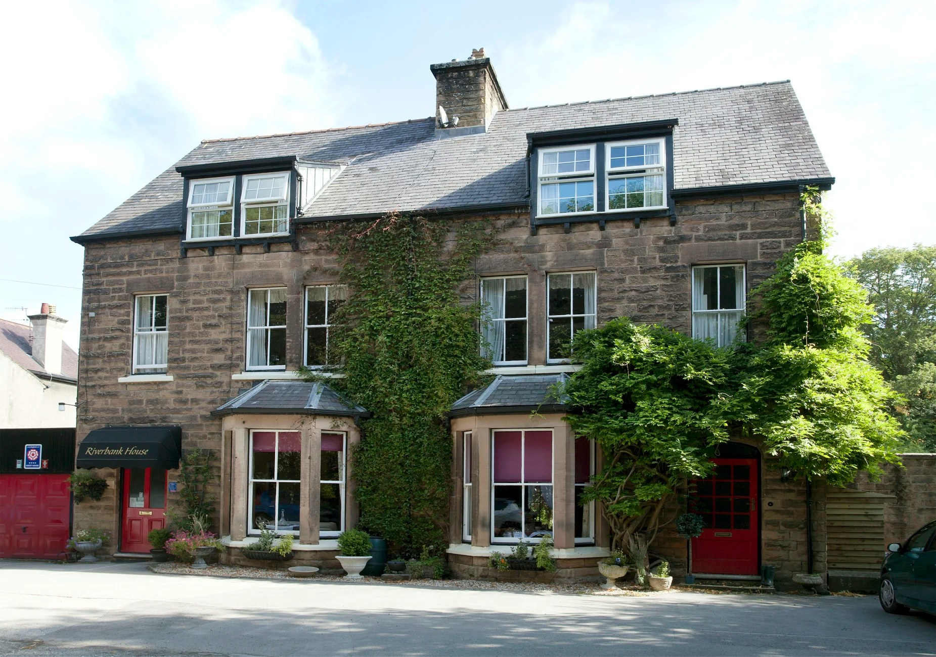 Bed And Breakfast Matlock Bed Breakfast Riverbank Guest House Matlock Ar Trivago