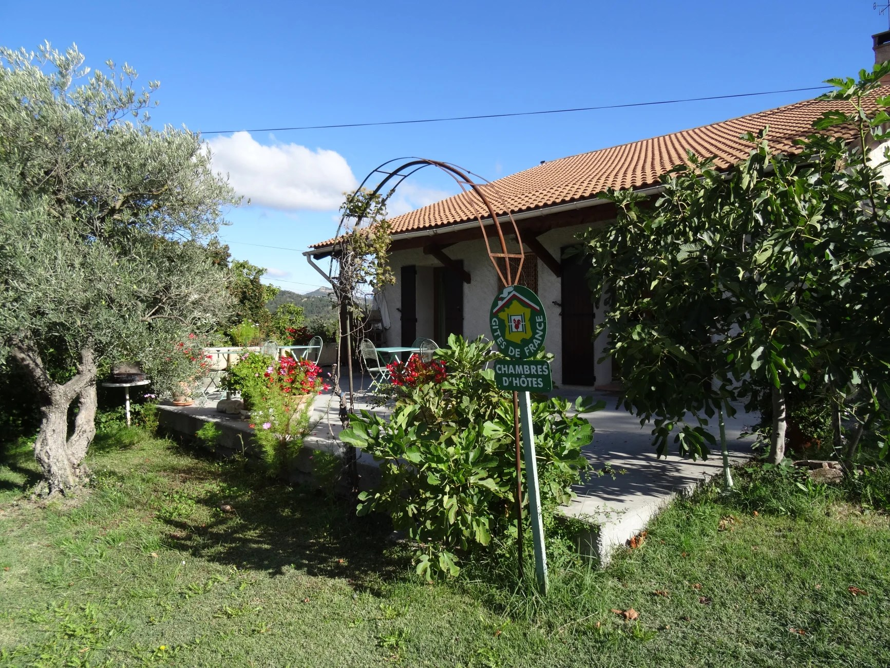 Auberge Les Galets Bed Breakfast Les Oliviers Digne Les Bains Trivago In