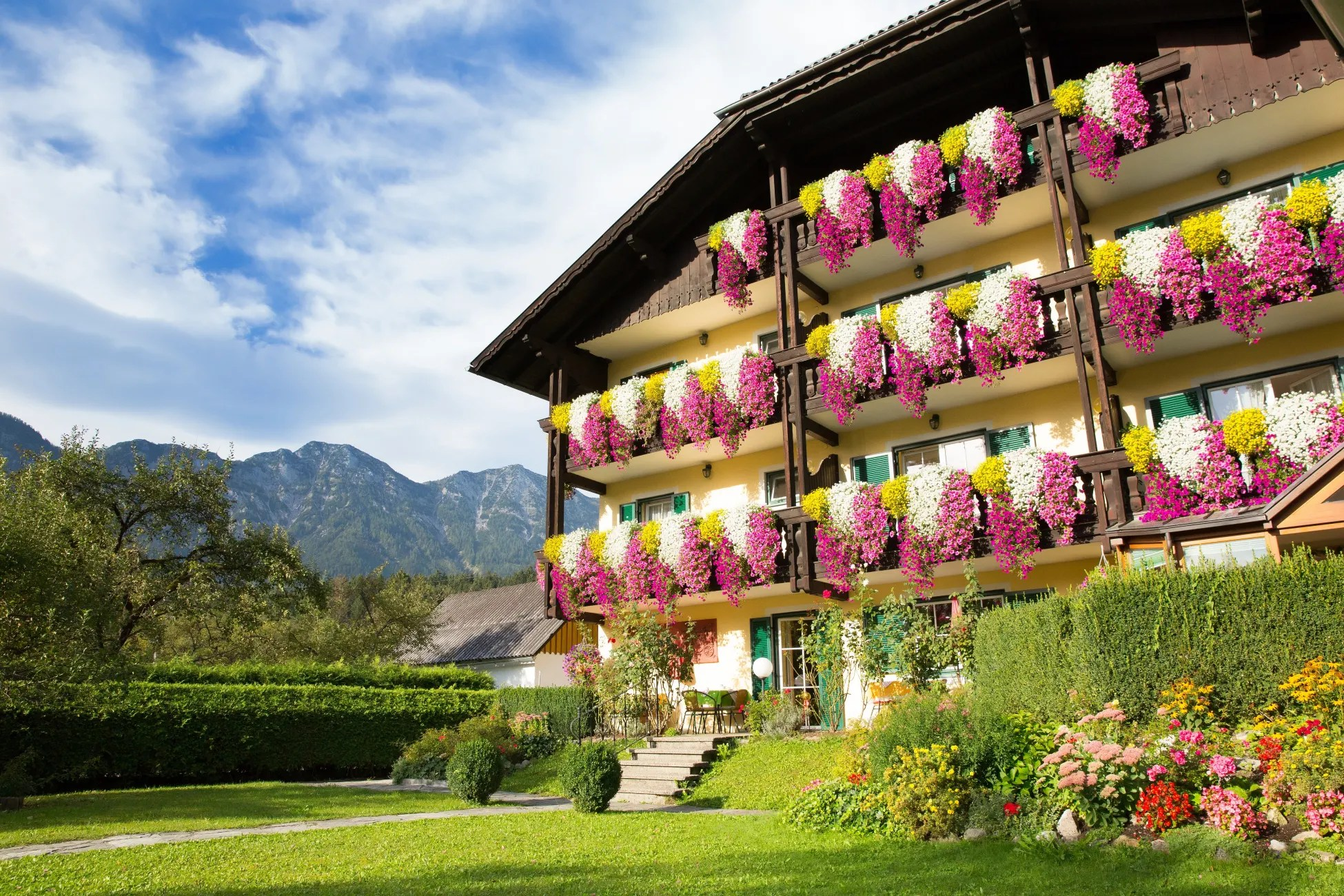 Wolfgang Weiss Bad Ischl Bed Breakfast Pension Maria Theresia Bad Goisern Ar