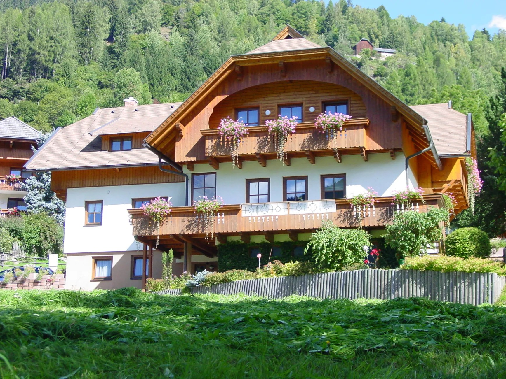 Bad Kleinkirchheim Landhaus Hinteregger Serviced Apartment Haralds Ferienwohnungen In Bad