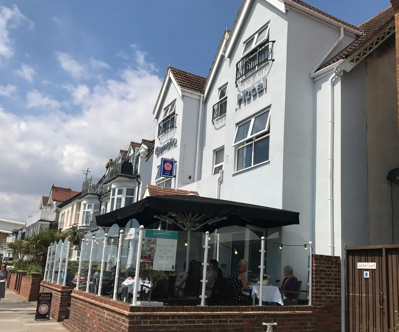 Bed And Breakfast Leigh On Sea Hotel Hotel Camelia Southend On Sea Trivago Ie