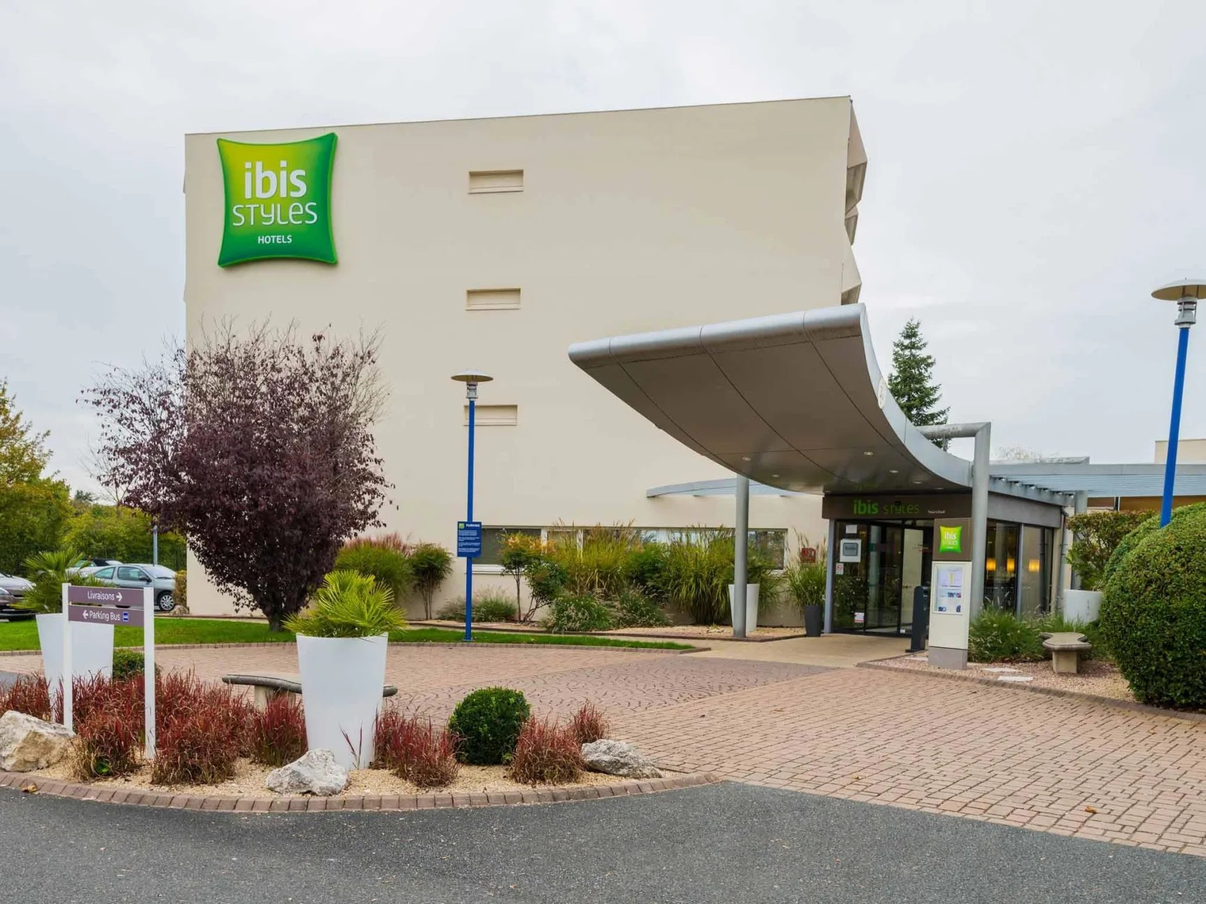 Hotel Chambray Les Tours Hotel Hotel Ibis Styles Tours Sud Chambray Lès Tours Trivago De