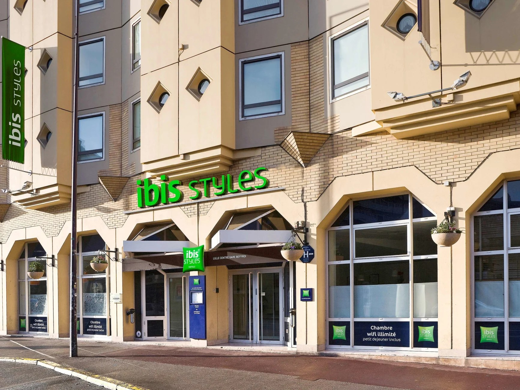 Parking Gare Lille Europe Tarif Hotel Ibis Styles Lille Centre Gare Beffroi Lille Trivago