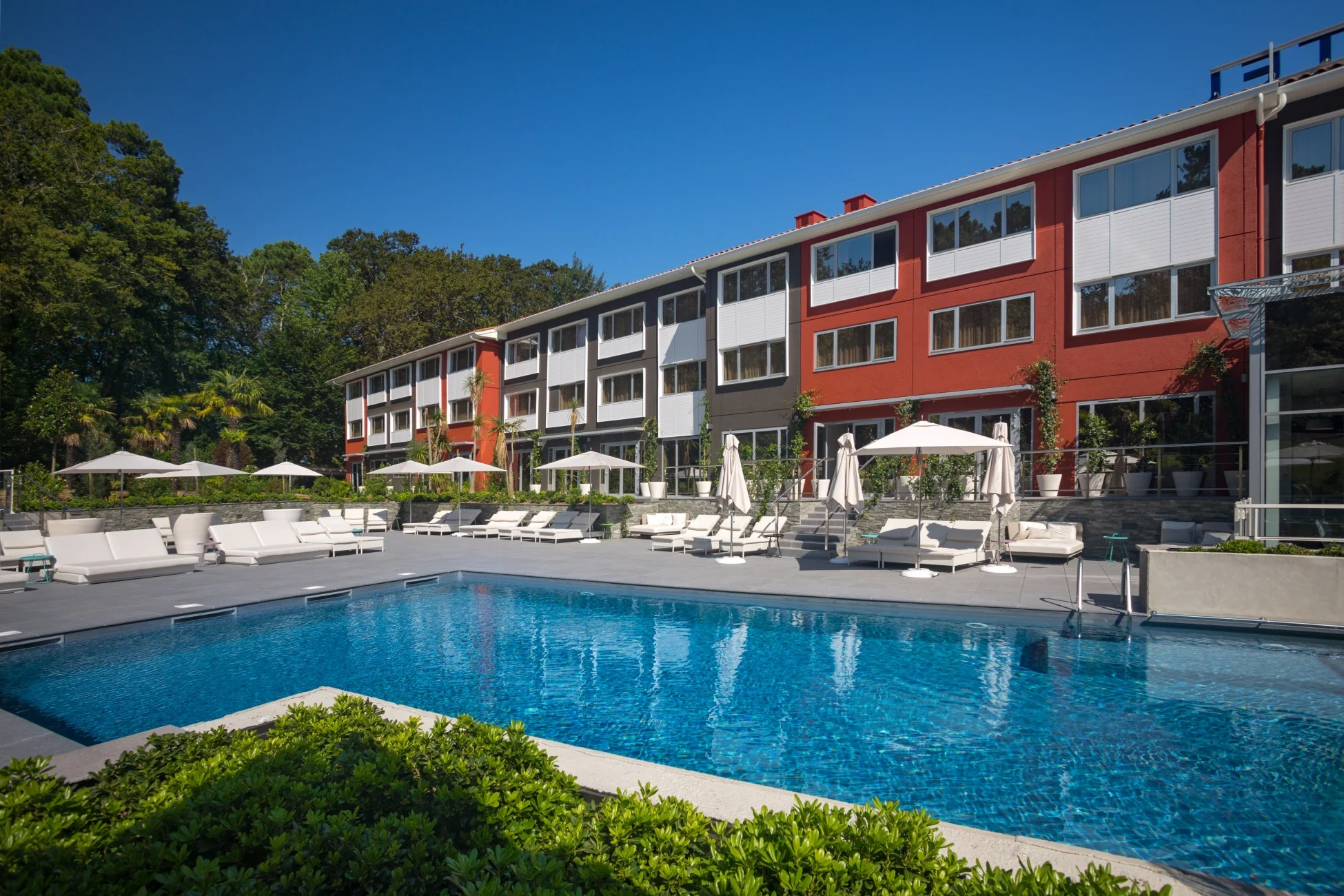 Pierre Et Vacances Anglet Hotel Hotel Novotel Resort Spa Biarritz Anglet Anglet Trivago Ca