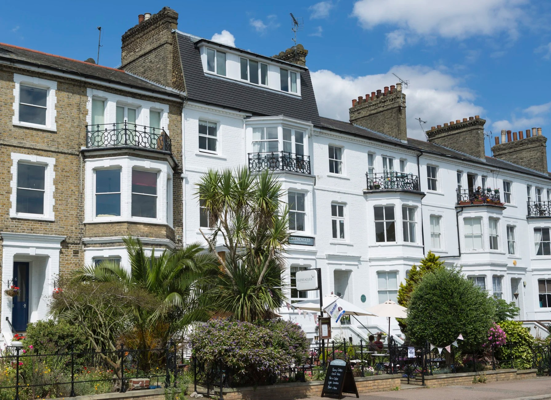 Bed And Breakfast Leigh On Sea Bed Breakfast Gleneagles Guesthouse Southend On Sea