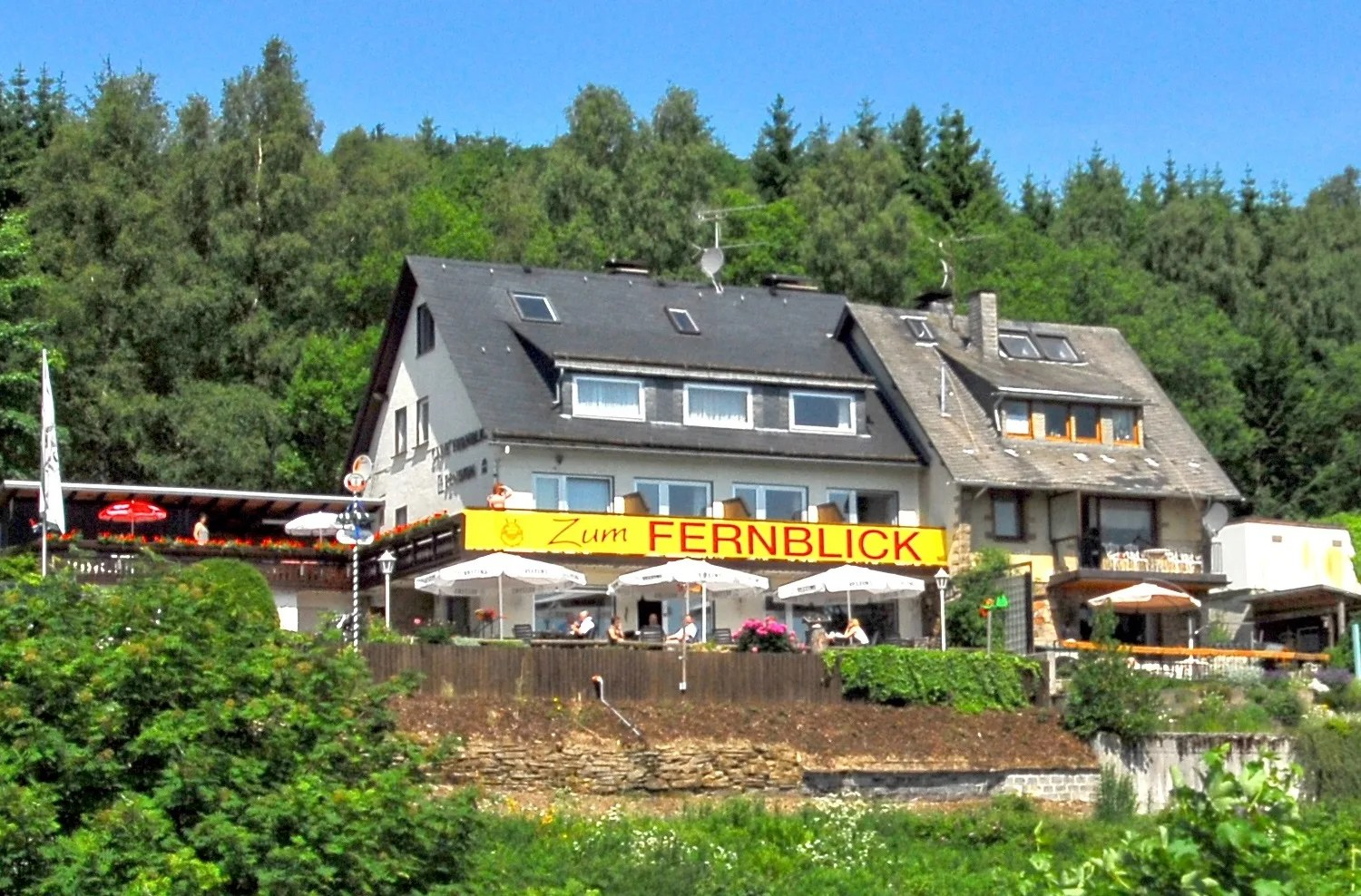 Ferienhaus Mit Pool Willingen Pension Café Fernblick Willingen Trivago De