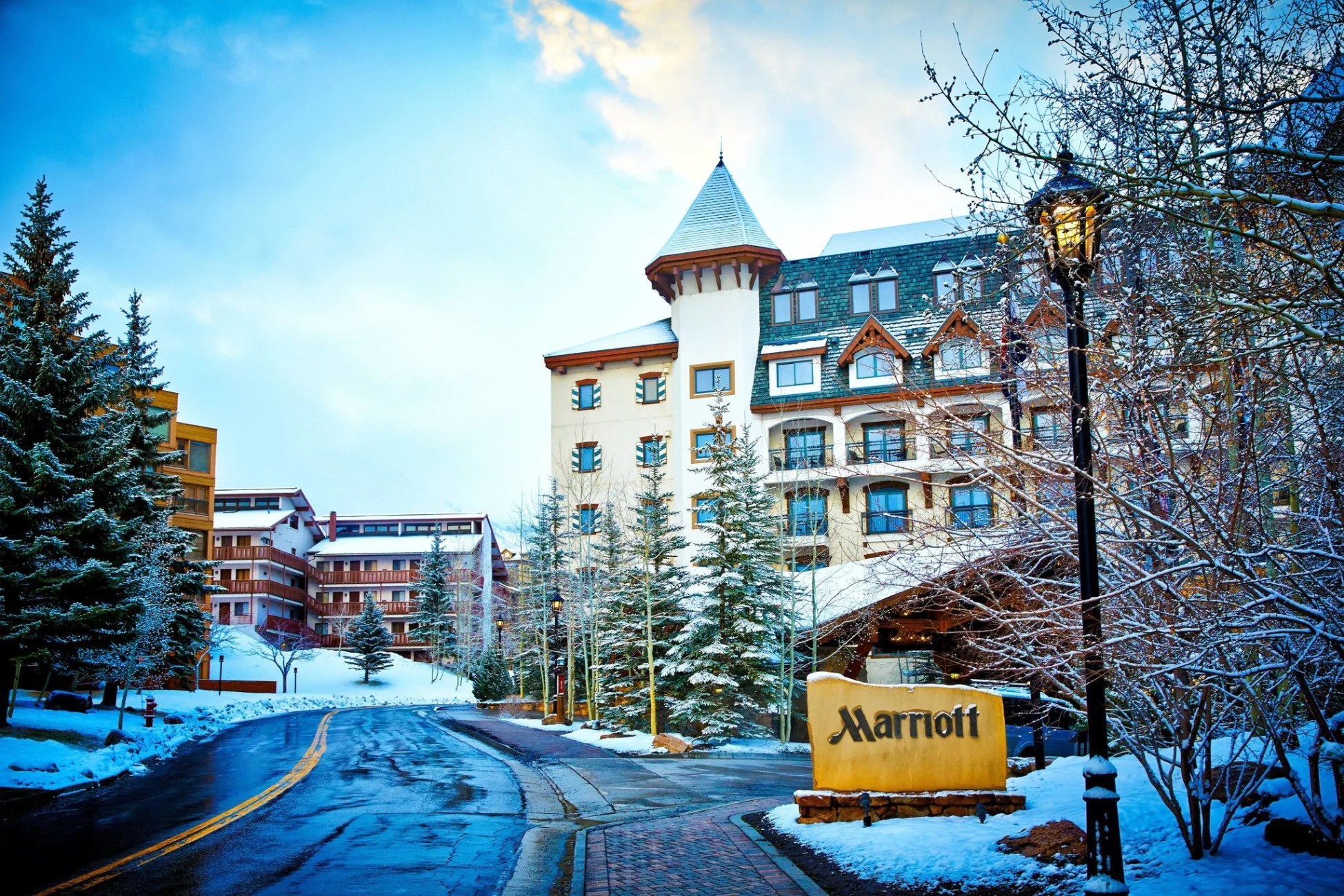 Tivoli Lodge Vail Resort Vail Marriott Mountain Resort Vail Trivago