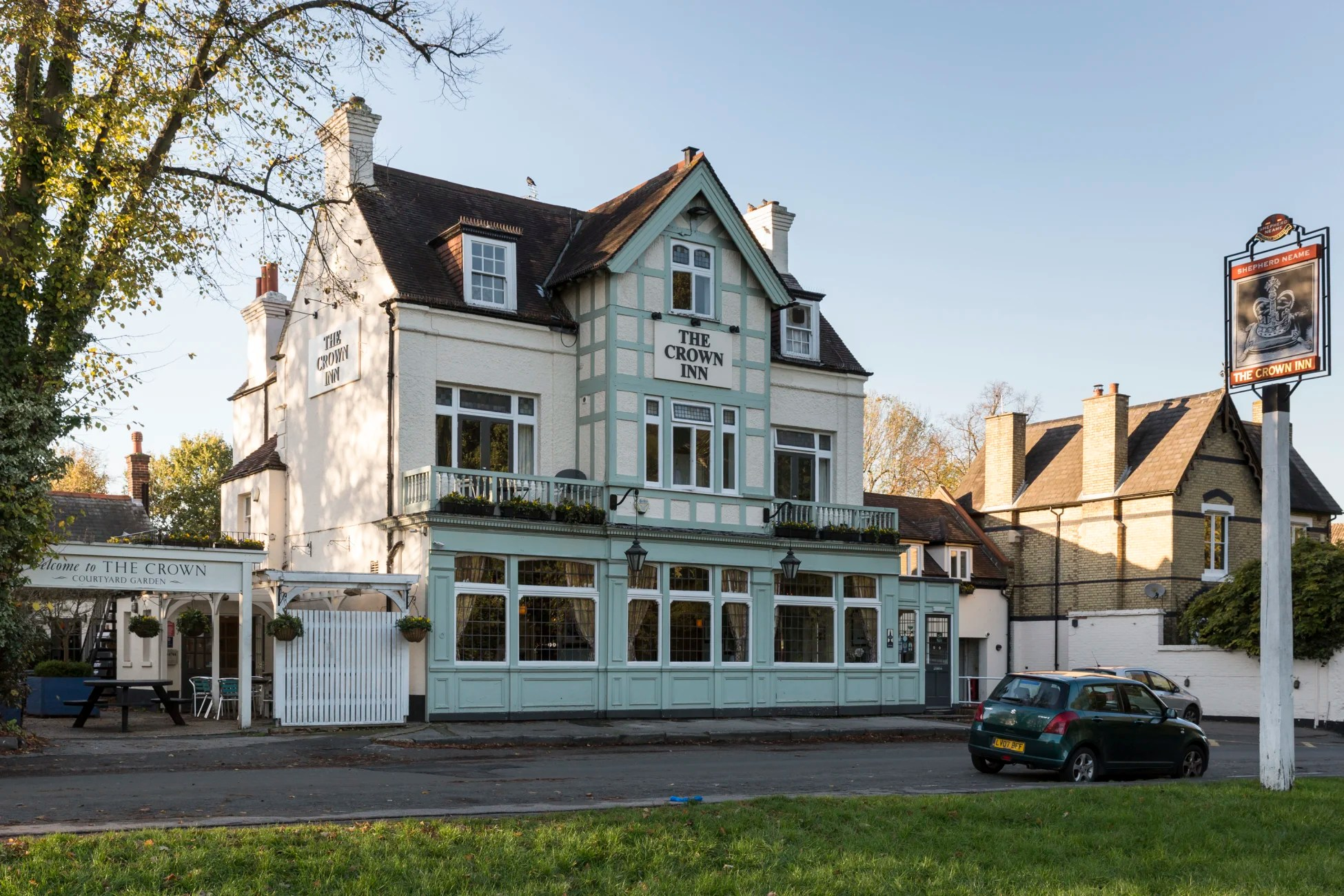 Bed And Breakfast Dartford Hotel The Crown Inn Chislehurst Trivago Ie