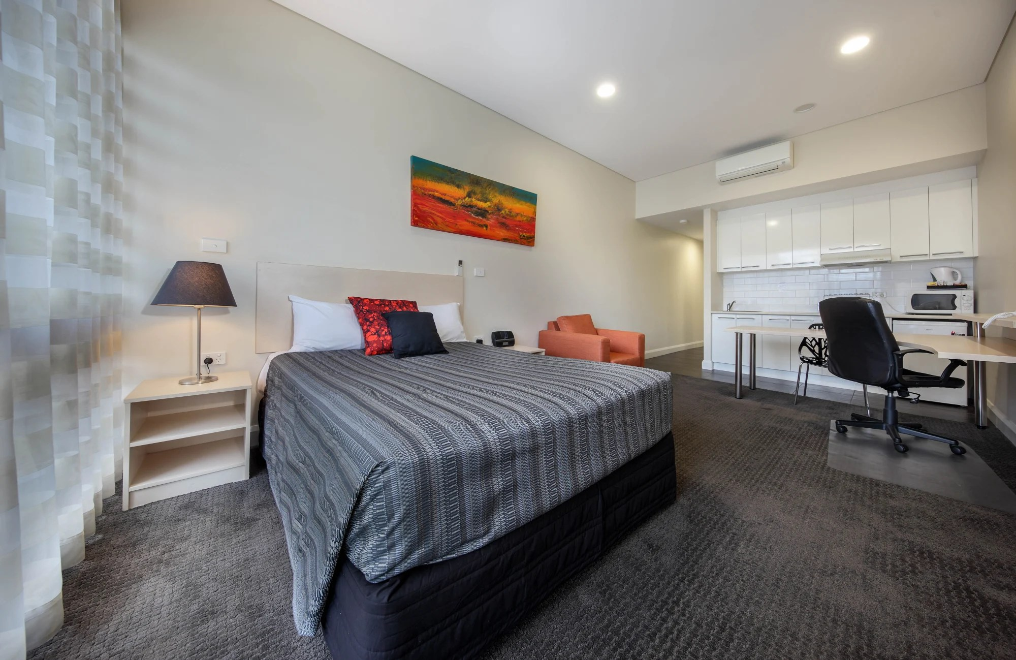 Bedding Stores Canberra Serviced Apartment Belconnen Way Motel And Serviced Apartments
