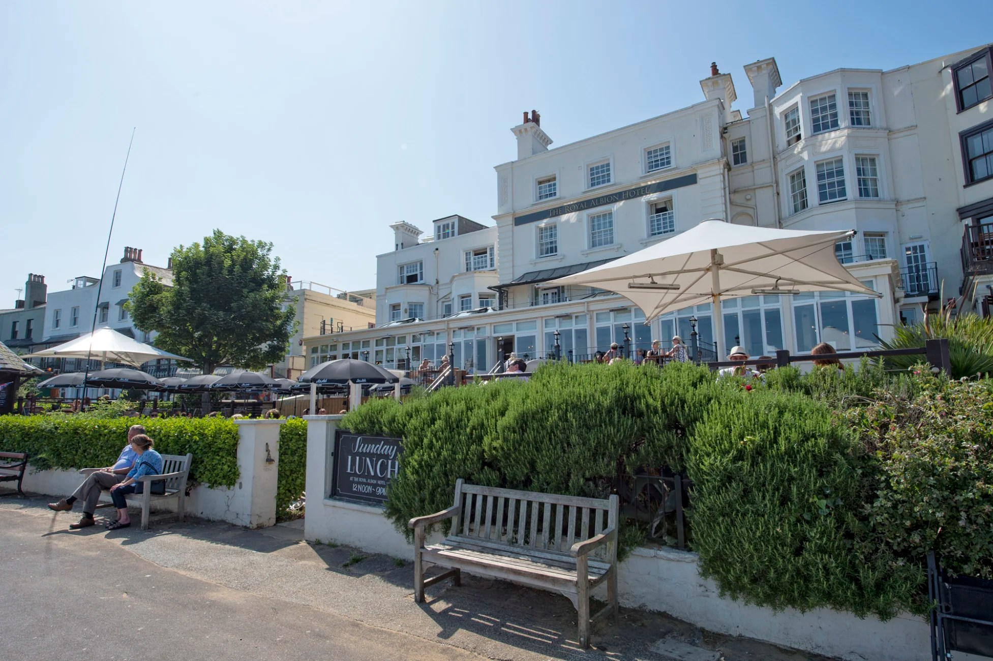 Bed And Breakfast Broadstairs Hotel Hotel The Royal Albion Broadstairs Trivago Co Uk