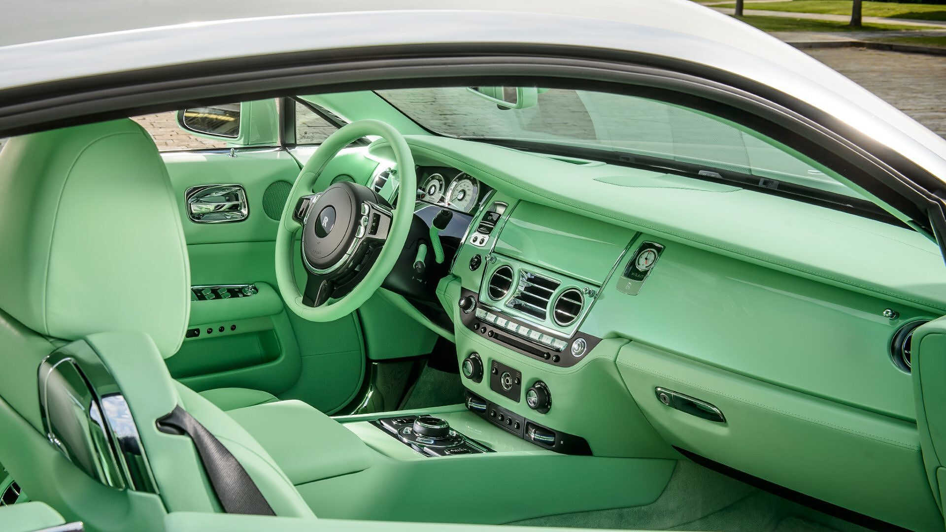 Rolls Royce Car Wallpaper Free Download Rolls Royce Wraith Photo Rollsroyce Wraith Interior Image