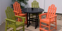 Recycled Plastic Patio Furniture | PatioLiving