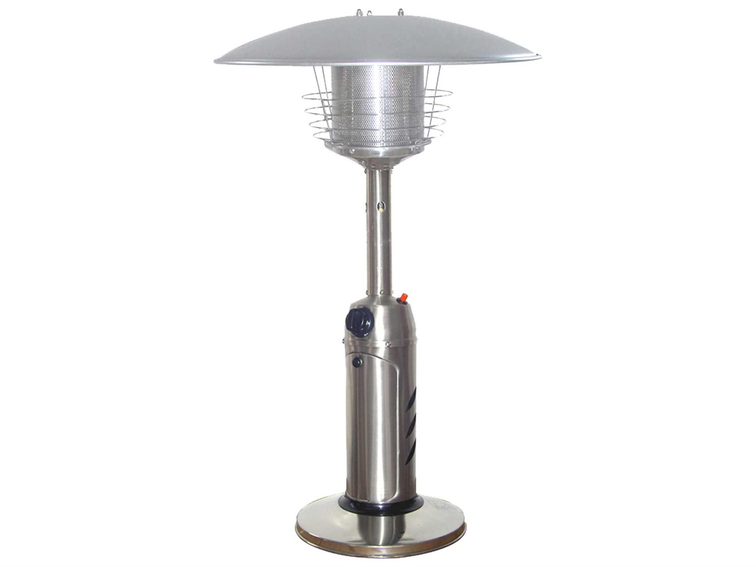 Az 38 Portable Table Top Stainless Steel Propane Heater