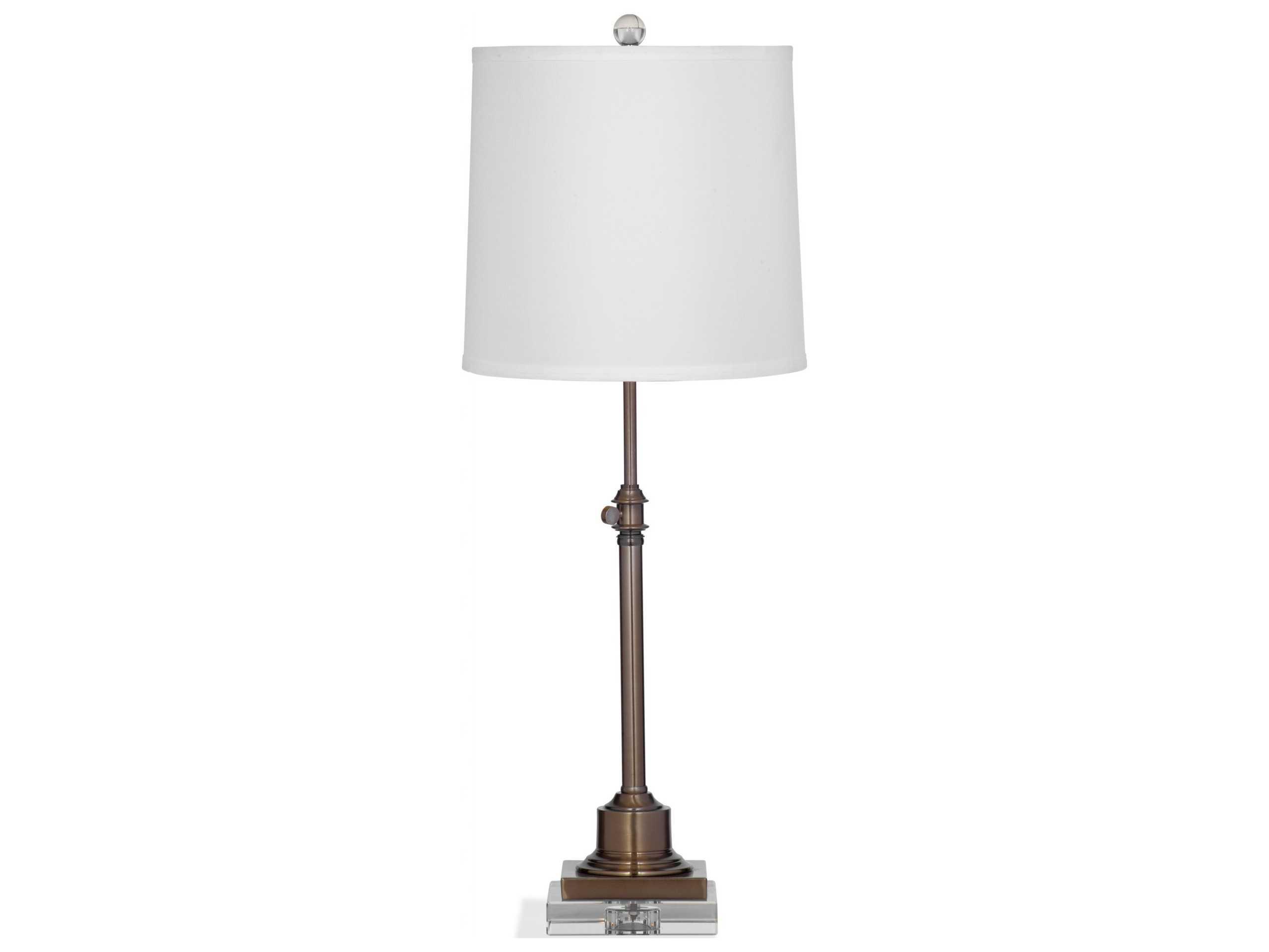Bassett Mirror Old World Ingram Table Lamp