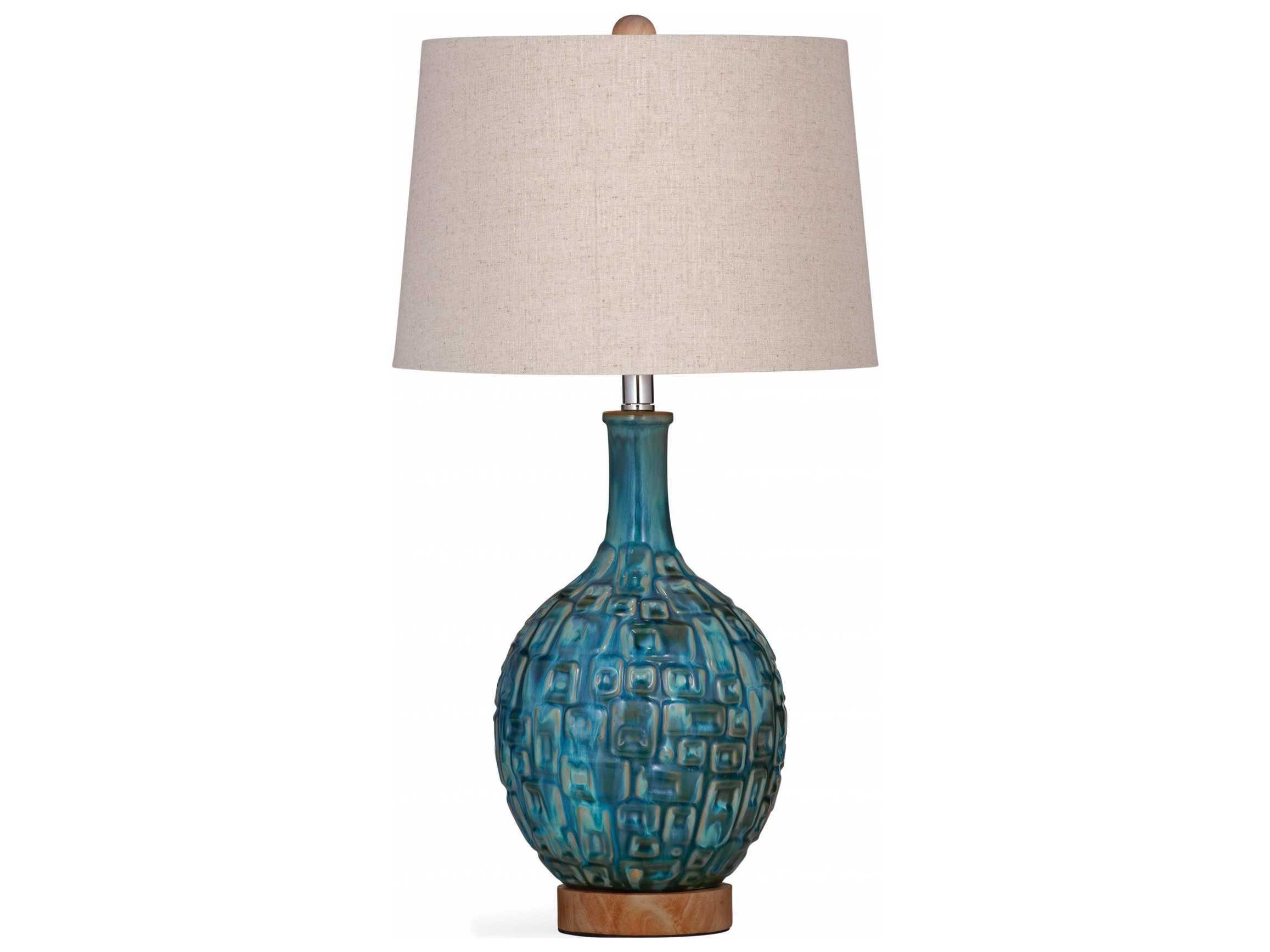 Bassett Mirror Old World Sanders Table Lamp