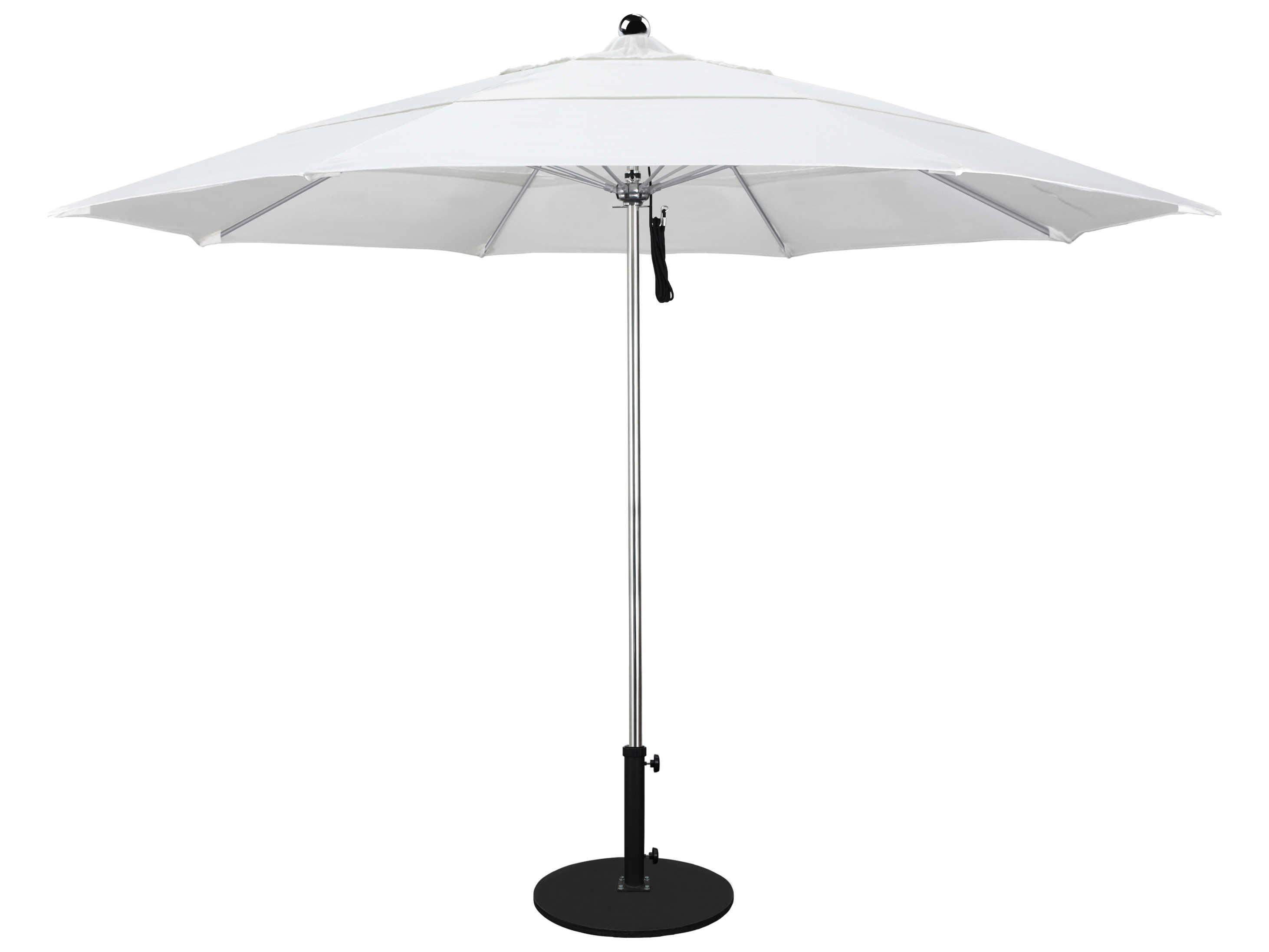 California Umbrella Allure Series 11 Foot Octagon Market