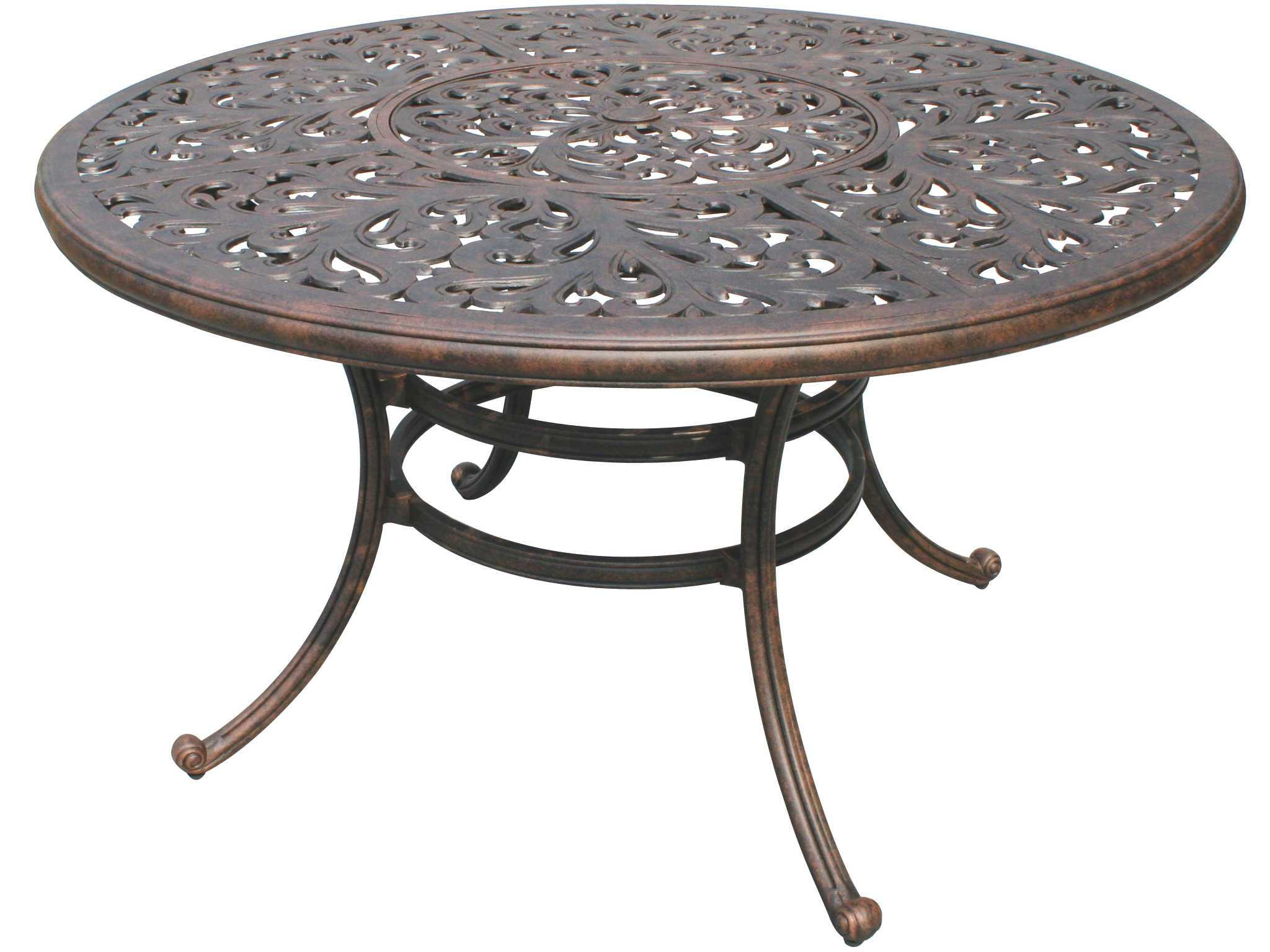 Darlee Outdoor Living Series 80 Cast Aluminum Antique