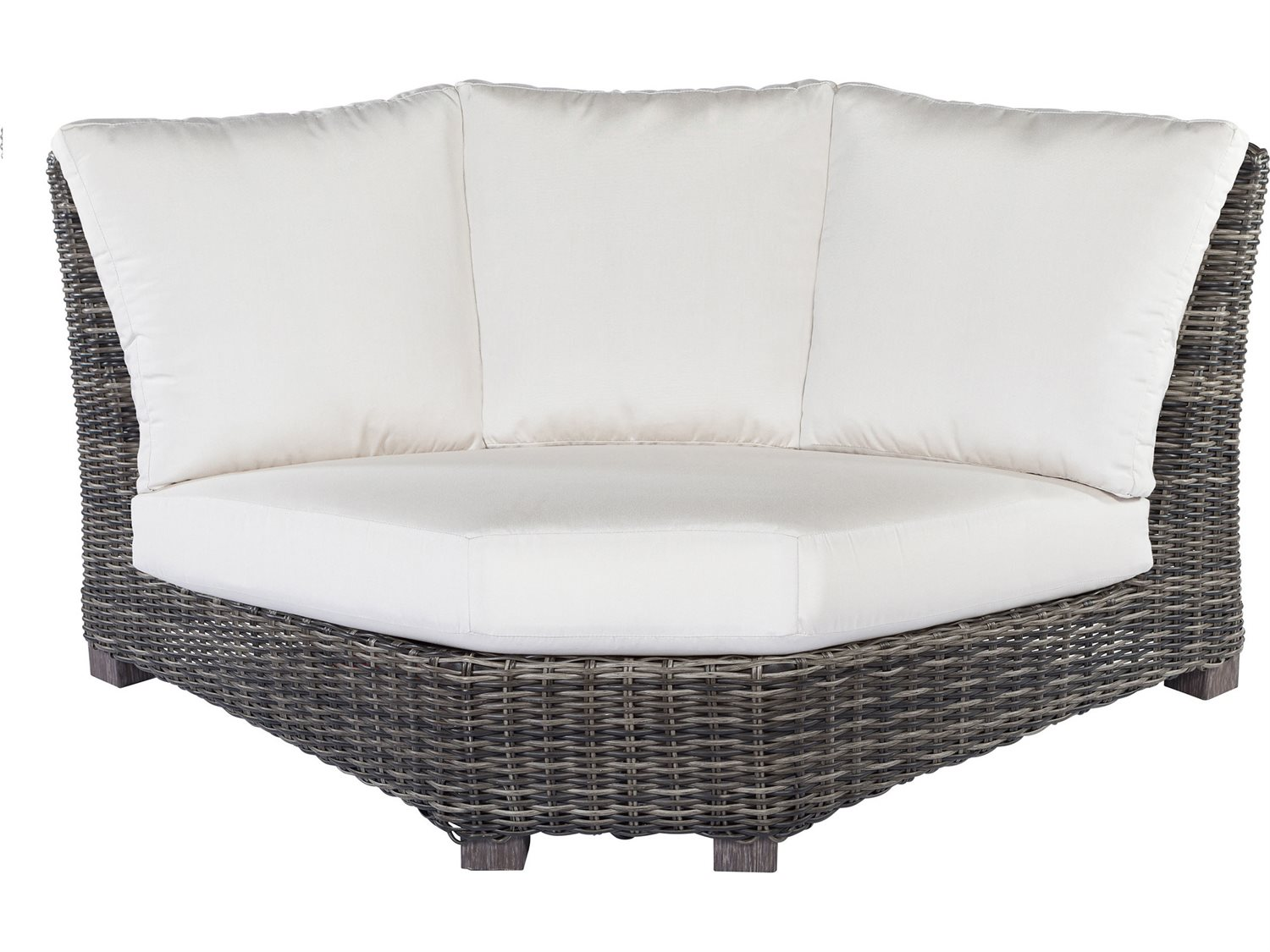 Rattan Corner Sofa Replacement Cushions Ebel Avallon 90º Curved Corner Loveseat Replacement Cushions