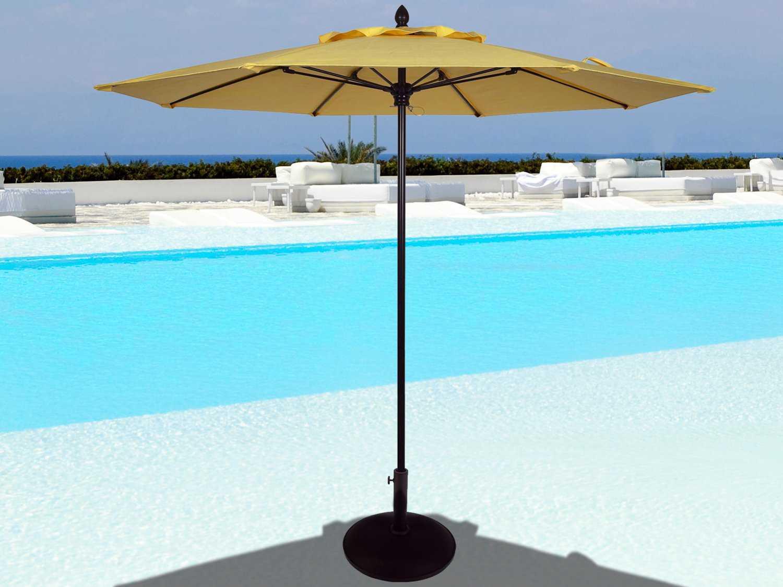 Fiberbuilt Lucaya 839 Octagon Aluminum Umbrella 8lpu